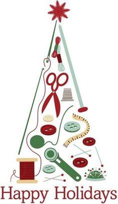 sewing-holiday-tree